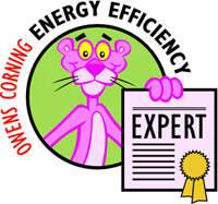 Owens Corning Energy Efficiency Expert
