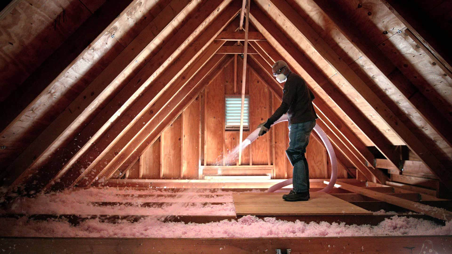 Pink is Green Insulation